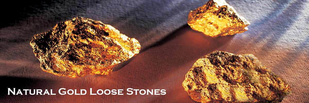 Loose Gold Nuggets