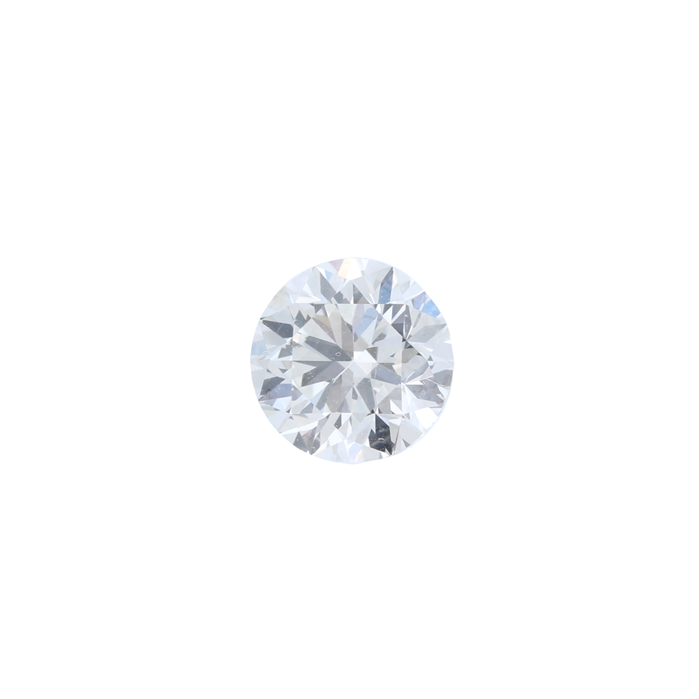 GIA Certified Round Brilliant Cut Diamond - 0.70cts