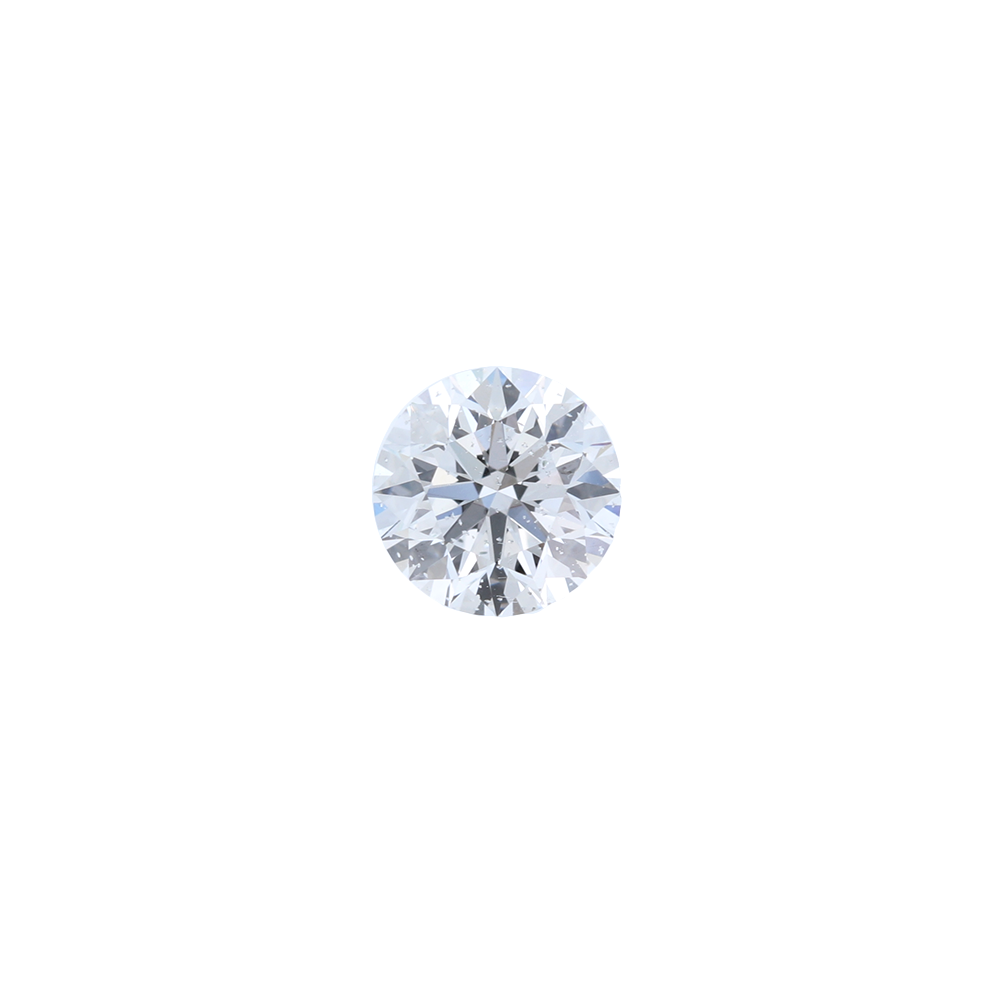 Round Brilliant Cut GIA Certified Diamond - 0.90cts