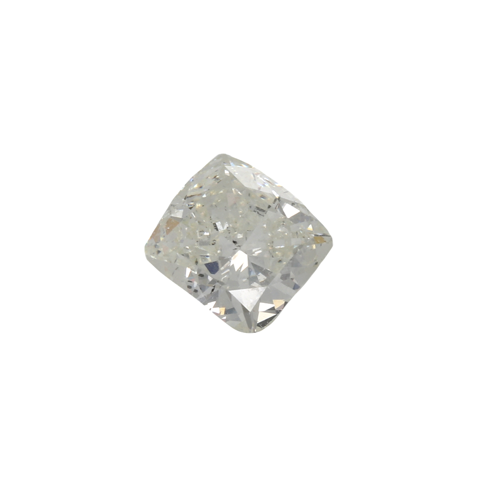 Cushion Cut Loose Brilliant GIA Certified Diamond - 1.73cts