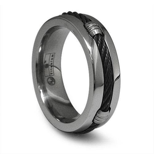 Signature Cable Ring