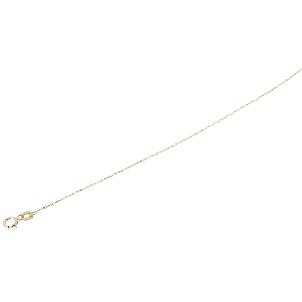 14K Yellow Gold Link Chain 0.74Gr