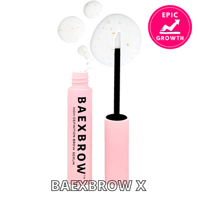 BAEXBROW X | With PEPTIDE
