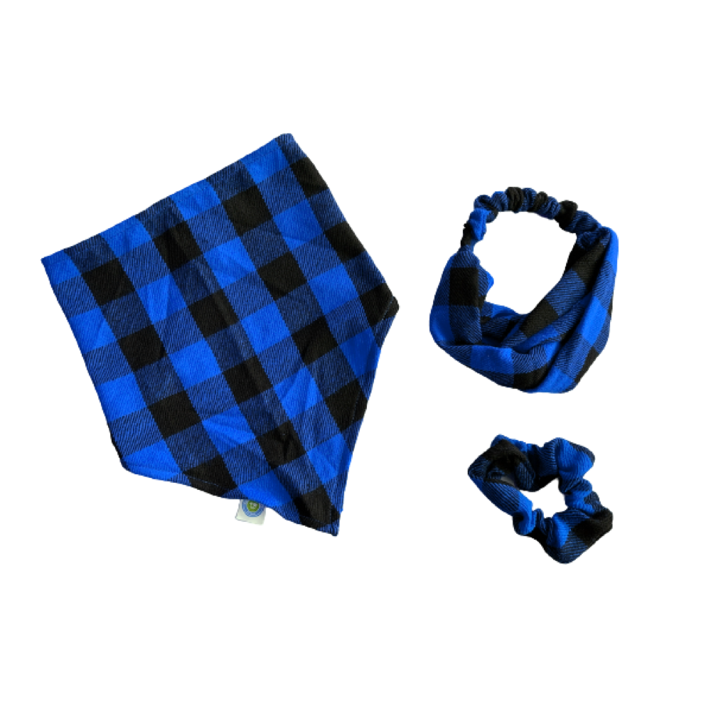 Buddy Bandana Set