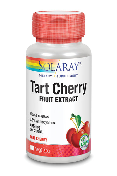 Solaray - Tart Cherry Fruit Extract
