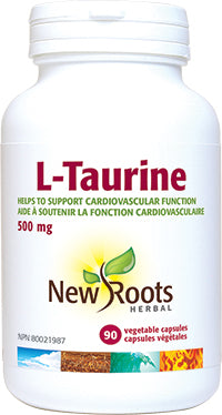 New Roots L-Taurine 90vc