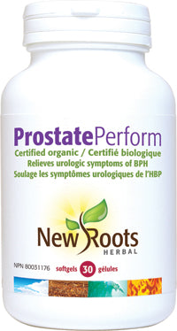 New Roots Prostate Perform 30's