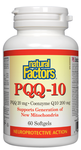 Natural Factors PPQ-10