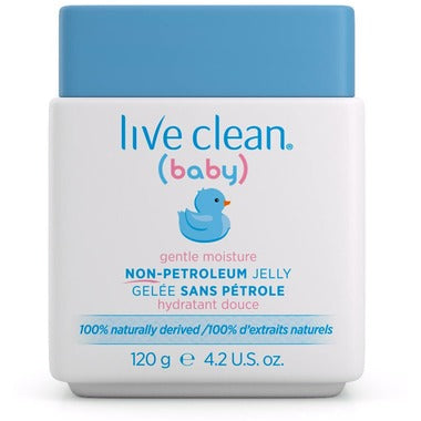 Live Clean (baby) -non petroleum jelly