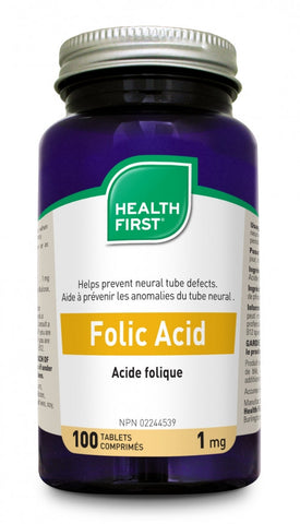 Health First Folic Acid