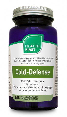 Health First Cold Defense