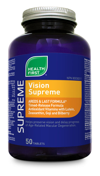 Health First Vision Supreme