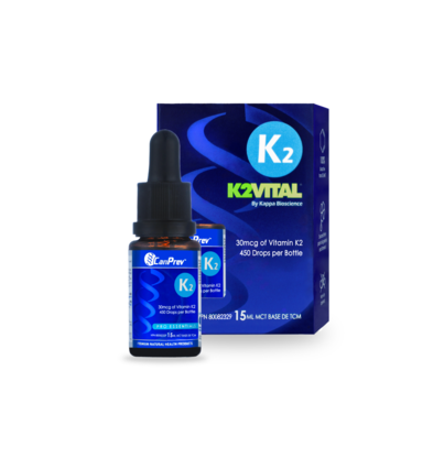 CanPrev K2 Vital Liquid -15ml