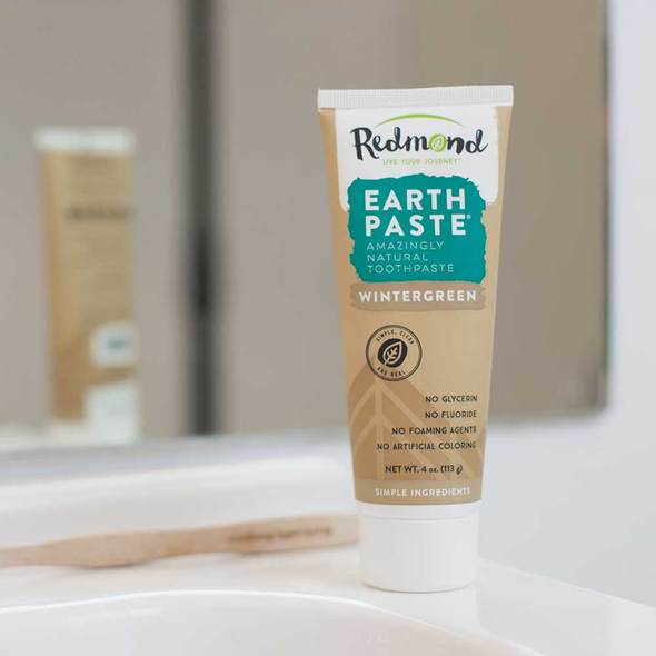 Redmond Toothpaste Wintergreen