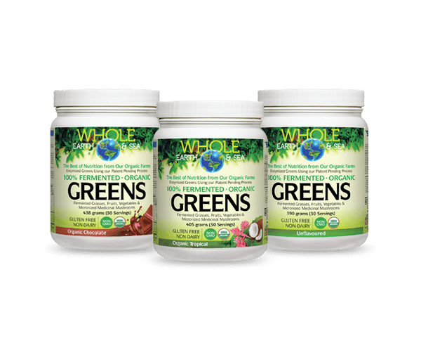 NF - Whole Earth & Sea Organic Greens