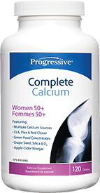 Progressive Complete Calcium Women 50+