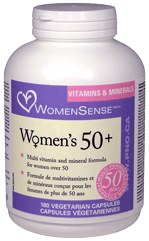 Preferred Nutrition Womens' Multi 50+