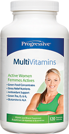 Progressive Active Women's MultiVitamin
