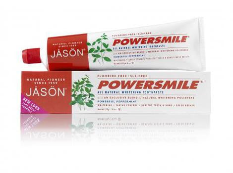 Jason Powersmile Whitening Powerful Peppermint Toothpaste