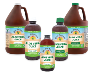 Lily of the Desert Aloe Vera Juice (Inner Fillet) Preservative Free