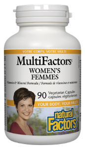 Multifactors Women's Natural Factors