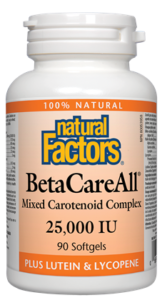 Natural Factors Beta Care All