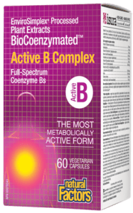 Natural Factors - Active B Complex