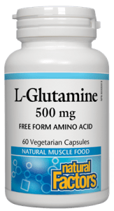 Natural Factors L-Glutamine
