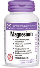 Preferred Nutrition Magnesium