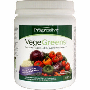 Progressive Vege Greens Blueberry Medley