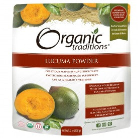 Organic Traditions - Lucuma Powder