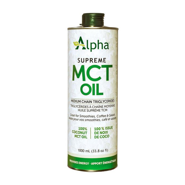 Alpha Health Supreme MCT Oil