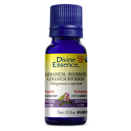 Divine Essence - Geranium Oil -15ml