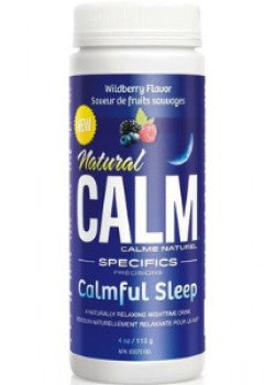 Natural Calm -Calmful Sleep -113g