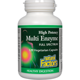 Natural Factors Multi Enzyme
