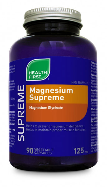 Health First Magnesium Supreme Glycinate