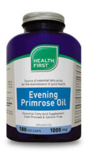 Health First Evening Primrose Oil