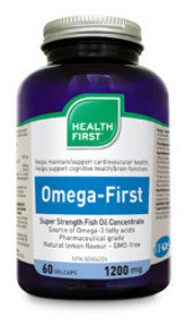 Health First Omega-First