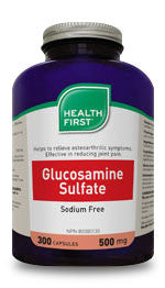 Health First Glucosamine Sulfate