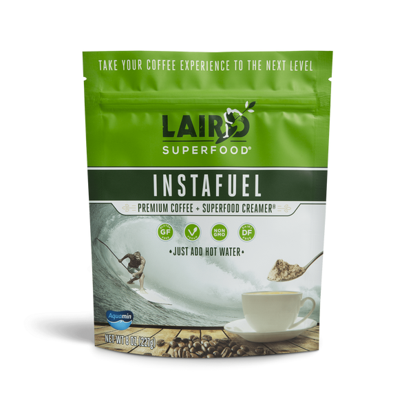 LAIRD Instafuel Instant Coffee 227g