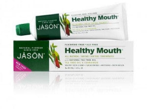 Jason Healthy Mouth Toothepaste