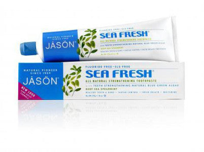 Jason Sea Fresh Toothpaste