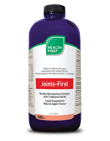 Health First Joints First Double-Glucosamine Complex Liquid