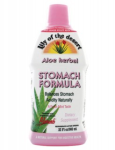 Lily of the Desert Stomach Formula