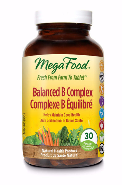 Mega Food Balanced B Complex