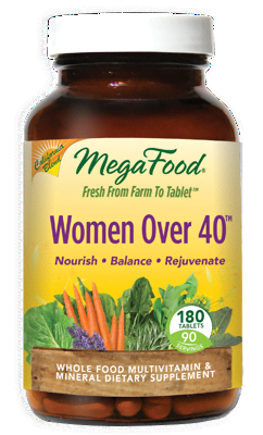 Mega Food Women Over 40