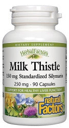 Natural Factors Milk Thistle