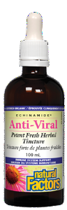 Natural Factors Anti-Viral Fresh Herbal Tincture