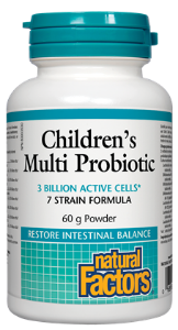 Natural Factors Children's Multi Probiotic