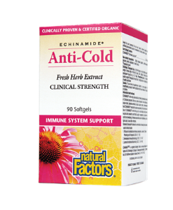 Natural Factors Echinamide Anti-Cold